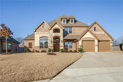 Rowlett Single Family Home Active Contingent: 5313 Falcon Ridge Court