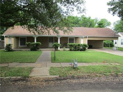 Wills Point Single Family Home For Sale: 401 N 3rd Street