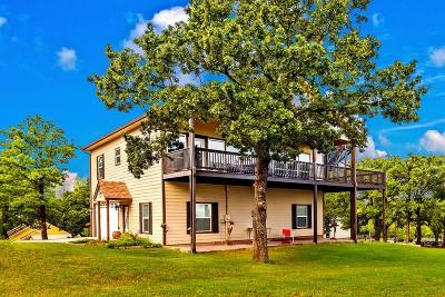 Grayson County Single Family Home For Sale: 181 Byrd Lane