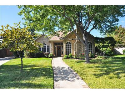 Denton Single Family Home For Sale: 2509 Hillview Court