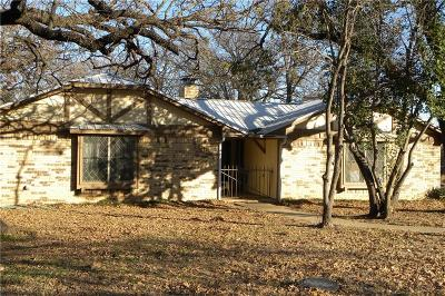 Mineral Wells Single Family Home For Sale: 2109 Morningside Drive