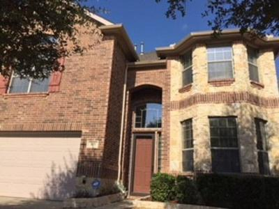 Euless Single Family Home For Sale: 317 Park Haven Boulevard