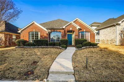 Allen Single Family Home For Sale: 824 Kipling Drive