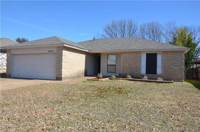 Arlington Single Family Home For Sale: 6215 Avanti Drive