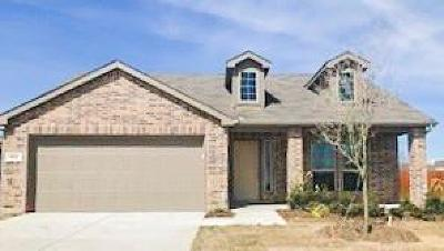 Van Alstyne Single Family Home For Sale: 504 Milsap Drive