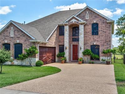 Weatherford Single Family Home For Sale: 918 Thistle Hill Trail
