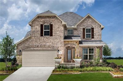 Little Elm Single Family Home For Sale: 13516 Bluebell Drive