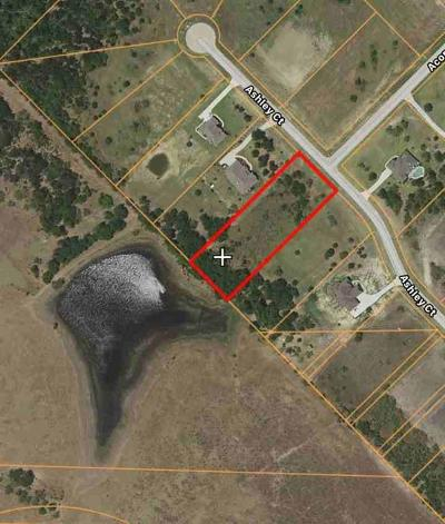 Rockwall, Royse City, Fate, Heath, Mclendon Chisholm Residential Lots & Land For Sale: 1355 Ashley Court