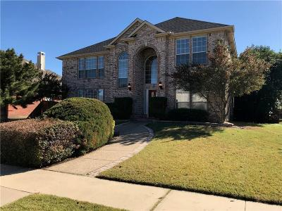 Plano TX Single Family Home Active Contingent: $379,900