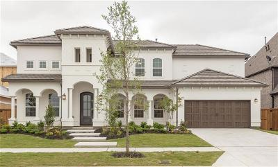 Frisco Single Family Home For Sale: 6948 Barefoot Drive