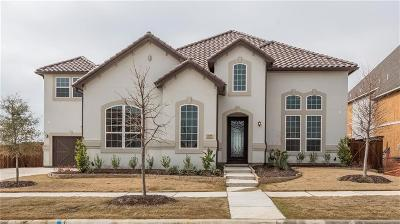 Frisco Single Family Home For Sale: 7155 Shoestring Drive