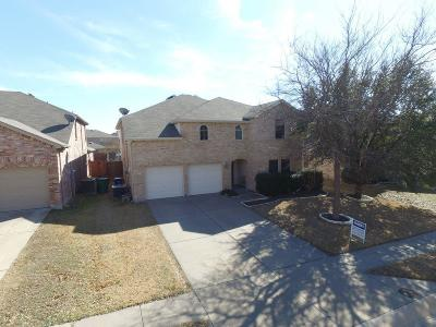 McKinney Single Family Home For Sale: 3401 Grant Street