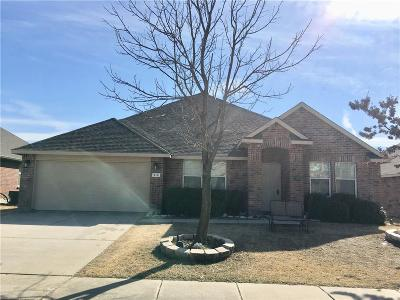 Wylie Single Family Home For Sale: 919 Oakcrest Drive