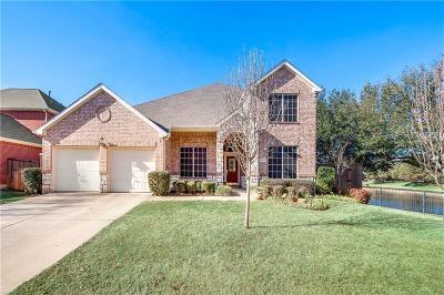 Flower Mound Single Family Home For Sale: 3713 Golden Aspen Drive
