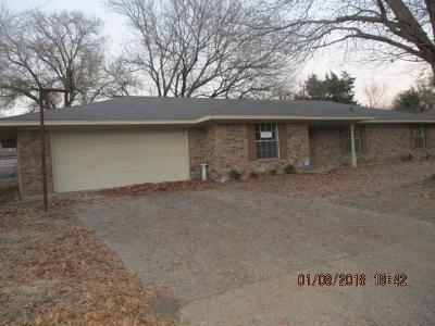 Corsicana Single Family Home For Sale: 1004 Northwood Boulevard