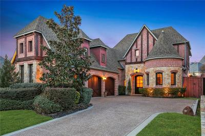 Plano Single Family Home Active Kick Out: 6921 Cannon Falls Drive