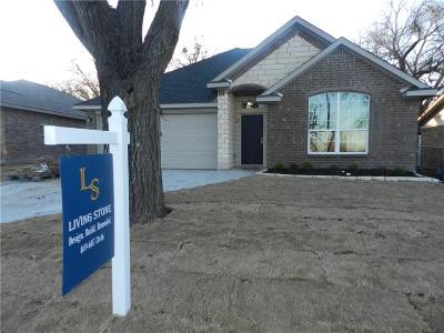 Rockwall Single Family Home For Sale: 806 Sam Houston Street