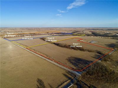Decatur Farm & Ranch For Sale: Tract4 County Rd 2610