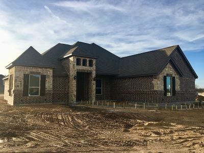 Springtown Single Family Home Active Option Contract