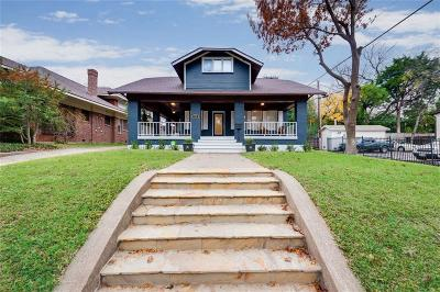Single Family Home For Sale: 725 Lowell Street
