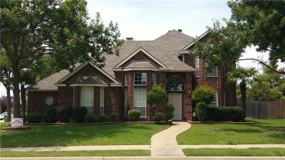 Sachse Single Family Home For Sale: 1401 Southbend Lane