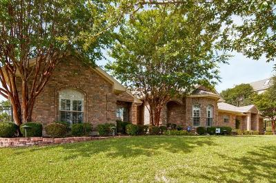 Fort Worth Single Family Home For Sale: 10909 Mount Bonnel Court