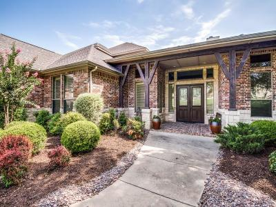 Single Family Home For Sale: 1537 Brook Lane