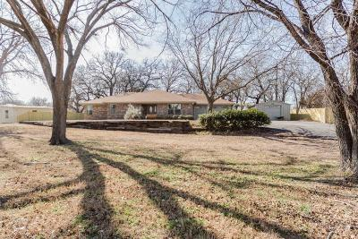 Decatur Single Family Home For Sale: 1221 N Bus 287