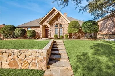 Colleyville Single Family Home Active Option Contract: 3304 Bowden Hill Lane N