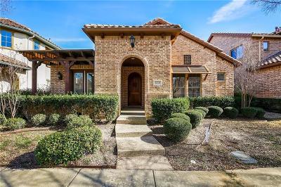 Irving Single Family Home Active Option Contract: 6828 San Fernando