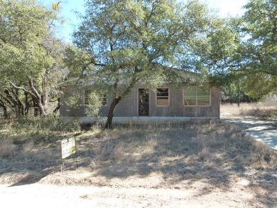 Brownwood Single Family Home For Sale: 6923 Bally Shannon Drive