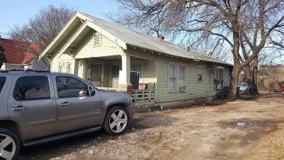 Dallas Single Family Home For Sale: 2410 N Prairie Avenue