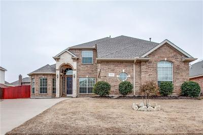 Sachse Single Family Home Active Option Contract: 3504 Irvin Drive