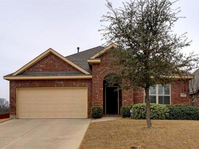 Fort Worth Single Family Home For Sale: 2548 Open Range Drive