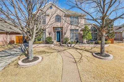 Keller Single Family Home Active Option Contract: 2719 Wildcreek Trail