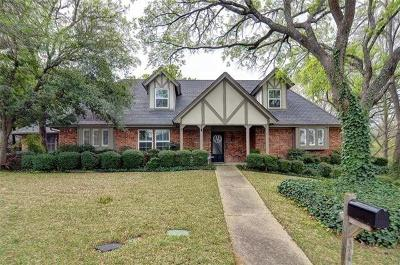 Arlington Single Family Home For Sale: 1914 Briarcrest Lane