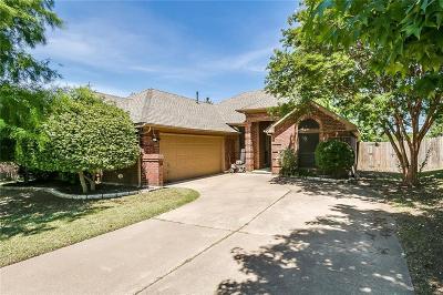 Flower Mound Single Family Home For Sale: 5210 Prairie Creek Drive