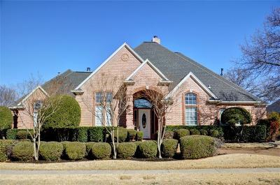 Colleyville Single Family Home For Sale: 110 Mill Crossing E