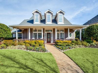 Lewisville Single Family Home For Sale: 2722 Merlin Drive
