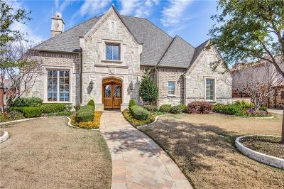 Irving Single Family Home For Sale: 643 Lake Point Drive