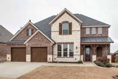 Flower Mound Single Family Home For Sale: 2408 Waterbend Drive
