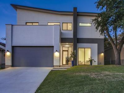 Single Family Home For Sale: 7019 La Vista Drive