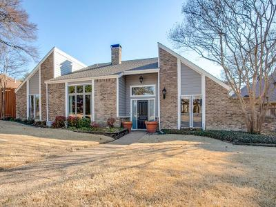 Single Family Home For Sale: 9910 Hickory Crossing