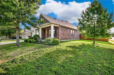 Frisco Single Family Home For Sale: 8520 Marion Drive