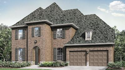 Frisco Single Family Home For Sale: 6466 Lasseter Trail