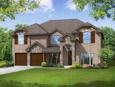 Forney Single Family Home For Sale: 1004 Blue Heron Court
