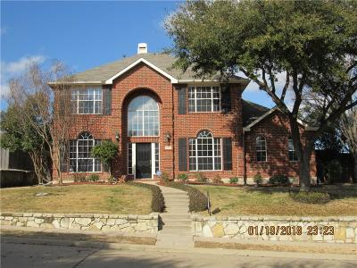 Rowlett Single Family Home For Sale: 5205 Saint Charles Drive