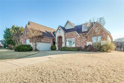 Parker County Single Family Home Active Contingent: 210 Billo Court