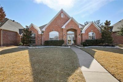Frisco Single Family Home For Sale: 10313 Forrest Drive