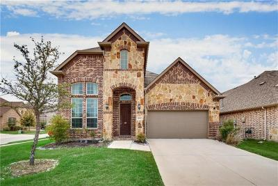 McKinney Single Family Home Active Option Contract: 10932 Patton Drive